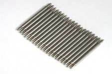 20 pieces high quality stainless steel springbars (20mm)