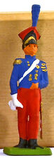 Cofalu Napoleonic Polish Lancer - Painted Plastic Toy Soldier mint 1960s