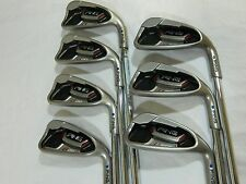 Brand New Ping G20 G 20 BLUE Dot Iron set 4-PW Steel CFS Stiff flex Irons