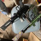 2- Spyder Victor Semi-auto Paintball Gun, Customized. Parts/ Or Repair