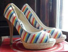 Scarpe donna decolletè spuntato multicolor Xti