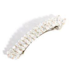 Fashion Women Girls Bling Headwear Crystal Rhinestone Hair Clip Hairpin Barrette