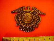 Helm-Pickelhauben Emblem Zierrat