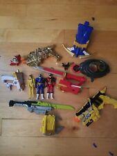 Power Rangers Megaforce Blaster Lot