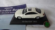 De Agostini  - Mercedes-Benz - 1: 43   Mercedes CL-Class C 216  2006