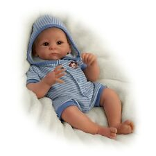 Ashton Drake BENJAMIN So Truly Real baby boy doll by Tasha Edenholm