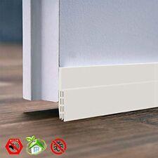 Door Seal, FrontTech Under Door Sweep Weather Stripping Door Draft stopper