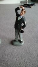 royal doulton laurel and hardy figures limited edition now with CERTIFICATE
