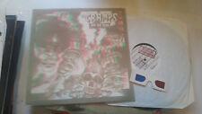 The Cramps Off the Bone LP Illegal w/3D glasses red & green original 1983 RARE!!