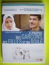 DVD  A PROPOS DES GARÇONS , DES FILLES , ET DU VOILE