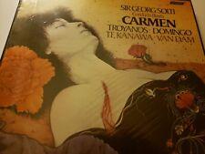 Sir Georg Solti (3-LP box) Georges Bizet: Carmen   London. FACTORY SEALED