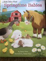 Springtime Babies by Danna Smith 9781524715168 (Hardback, 2017) New