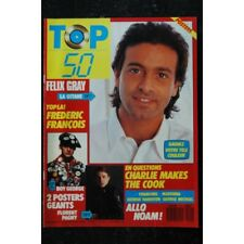TOP 50 110 N° 110 FELIX GRAY BOY GEORGE FLORENT PAGNY NOAM CHARLIE MAKES THE COO