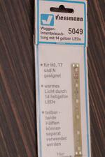 Viessmann Modellbahnen der Spur H0 mit Lichtfunktion für LEDs