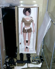 "LARA CROFT LOT TONNER TOMB RAIDER LEGEND 17"" Athletic Body Figure & Accessories"