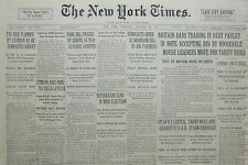 1-1933 January 26 POLICE KILL REDS AT DRESDEN MEETING. REPUBLICANS LEAD IN IRISH