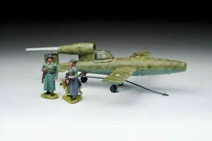 THOMAS GUNN WW2 V004 German Reichenberg V1 Test Aircraft with 2 Guards MIB