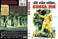 Gunga Din ~ New DVD ~ Cary Grant, Douglas Fairbanks Jr. (1939)