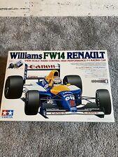 Tamiya 1/10 Williams FW14 Brand New In Box