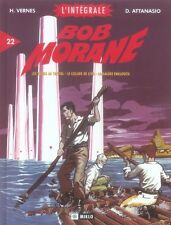H. Vernes & D. Attanasio – Bob Morane intégrale Tome 22