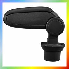 BMW Mini R55 Clubman R56 R57 Convertible Cooper S Armrest Black Eco Leather New