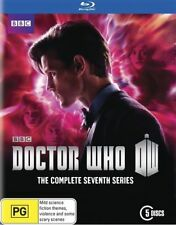Sealed Doctor Who : Series 7 Blu ray 5 Disc Set Matt Smith Dr Seventh season