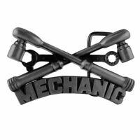 Vintage Mechanic Alloy Metal Fashion Mens Leather Belt Buckle Western Cowboy NEW