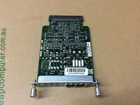 Cisco server interface card  VIC2-2FXO 2 port voice/fax Module  Card, Tested