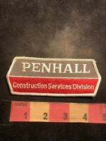 Company Advertising Patch PENHALL CONSTRUCTIONS SERVICES DIVISION 00MJ