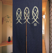 Japanese Noren Door Decorate Curtain Room Divider Blind Restaurant Pub Hanging