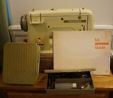 Vintage Heavy Duty Bernina 717 Sewing Embroidery Machine Leather Upholstery