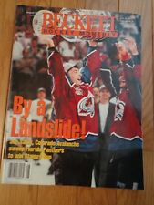 Beckett Hockey Monthly August 1996: By a Landslide Issue