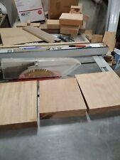 Cherry Mahogany Beech Platter Bowl Blank Lumber Wood 9.5 x9.5x1.75 Free Ship