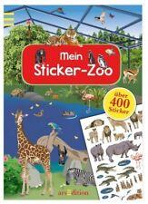 Mein Sticker-Zoo - 9783845809670