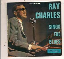 FRENCH EP RAY CHARLES SINGS THE BLUES