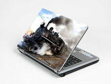 MOTORE a Vapore Treno Locomotiva Notebook Laptop SKIN COVER ADESIVO DECALCOMANIA