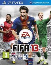Fifa 13 | EA Sports | PS Vita | nuevo & OVP | fútbol | 2013 | usk18