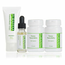 PURAFEM Pueraria Mirifica 2 Months Breast Enhancement Enlargement Package