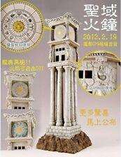 Saint Seiya Myth Cloth Decoration Diorama Scene Aries Horloge/Clock SC72