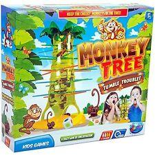 Grafix MONKEY ALBERO GIOCO TROUBLE Crazy KIDS PARTY board game regalo di Natale 01-0129