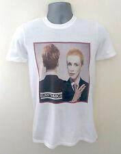 Eurythmics t-shirt Annie Lennox gary numan omd new order heaven 17 soft cell