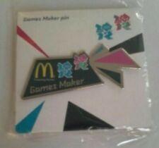 Juegos Olímpicos de Londres 2012 Juegos Maker Pin Insignia