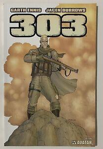 303 TPB Garth Ennis Jacen Burrows Russian Afghan British War Story Avatar Press