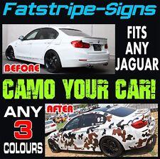 JAGUAR XF GRAPHICS CAMO STICKERS DECALS CAR CAMOUFLAGE STRIPES V6 V8 2.0 3.0 SC
