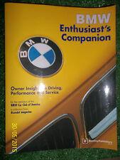 BMW ENTHUSIASTS COMPANION BOOK 02 E21 E30 E36 & E46 BUY GUIDE 1975-2000