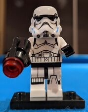 Fits lego minifigures Star Wars Stormtrooper