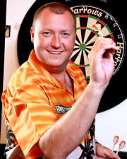 Wayne Mardle Darts Superstar 10x8 Photo