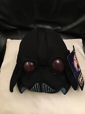 Angry Birds Star Wars Darth Vader Pig Soft Toy 5""