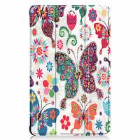 Étui pour Samsung Galaxy Tab A 8.0 SM-T387 2018 Slim Pochette Étui