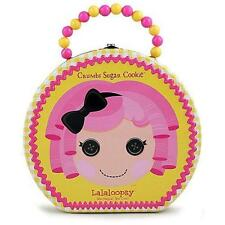 Lalaloopsy Birthday Party Favor Gift Lunch Box Tin Purse - Crumbs Sugar Cookie